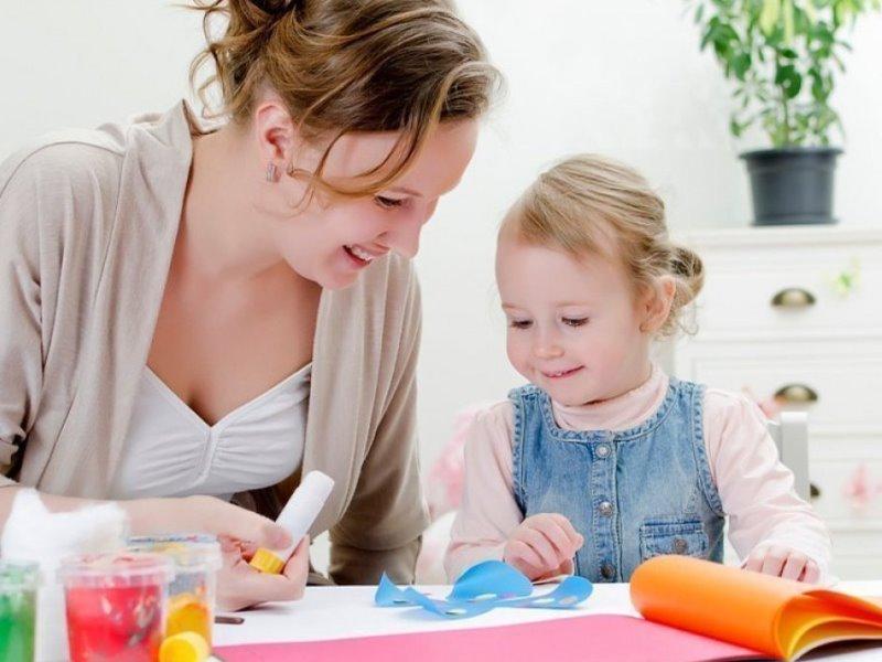Дома вместе с детками — Занимательные игры своими руками