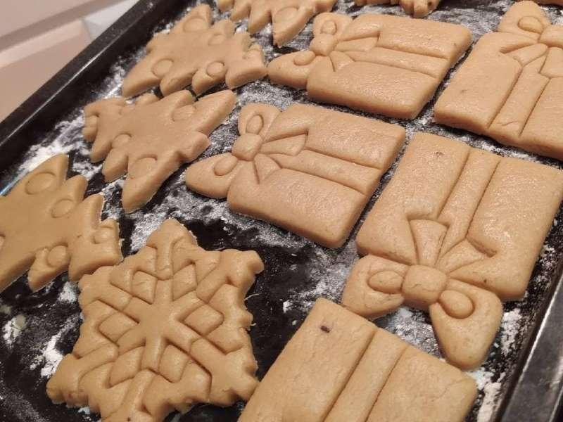 Рецепт очень вкусного имбирного печенья 🍪 🤩👍🏼🎁